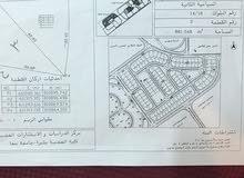قطعة ارض 881م باكتوبر منطقة القصور و الفيلات امام مول العرب