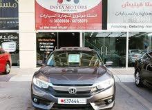 Honda Civic Full Option 2016