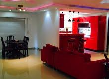 شقة مفروشة مكيفة 140م للايجار في طبربور