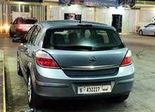 Grey Opel Astra 2005 for sale
