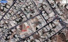 قطعة ارض للبيع في القويسمة جبل الحديد قرب دوار المهباش مفروزة ومنظمة سكن ج