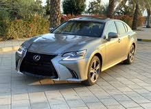 Gasoline Fuel/Power   Lexus GS 350 2016