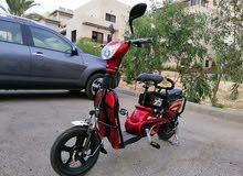دراجة سكوتر شحن كهربا