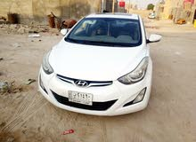Hyundai Elantra made in 2015 for sale