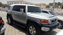 Toyota fj cruiser gcc specification