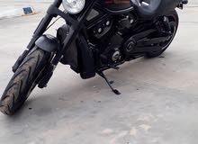 Harley Davidson motorbike for sale made in 2012