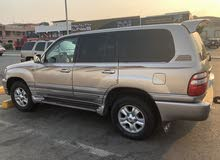 2004 Used Land Cruiser with Automatic transmission is available for sale