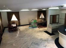 3 beds + maids room fully Furnished compound villa AL hilal Qr10,000