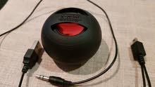 speaker X-mini original   مكبر صوت فعال جدا