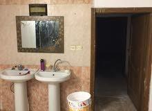 غرفه مع صالة للإيجار في البدروم نظيم و بويه جديد للخارجين فقط ش. الحج خلف مستهلك