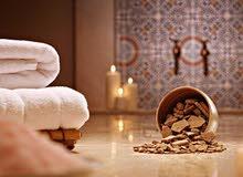كوافير  غير  شاملة  حمام  مغربي
