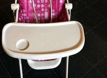 كرسي اكل الاطفال high chair Chicoo