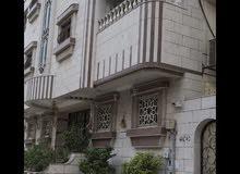 عمارة سكنية شارعين في حي بني مالك المنظم