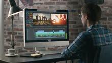 مونتير وشغال على Adobe premiere وأبحث عن وظيفه