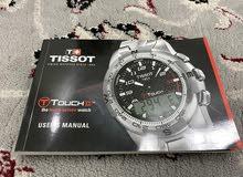 ساعة جديده TOCH للبيع
