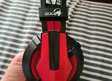 gx gaming headset. HS_G710V genius