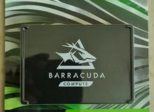 Seagate Barracuda Brand New SSD 1 TB untouched for sale