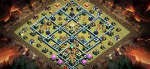 Clash Of clans Tawn Hall 14