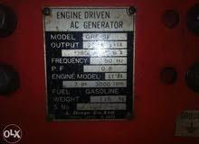 Generateur Robin EY44 Generator/روبن ياباني مولد كهرباء
