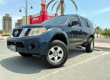 Pathfinder for sale 2008