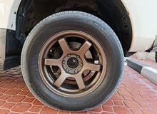 """18"""" rims and tires for sale"""