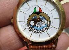 Authentic swiss Wristwatch with Kuwait logo