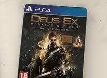 لعبة deus ex day one edition