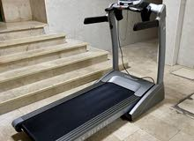 vision fitness treadmill made heavy duty..