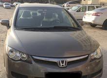 Honda civic Gcc 2007 . Abs , cruise , screen , cd