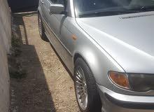 bmw 330i model 2002 full option