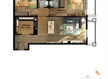 Good ROI  Brand New  Fully Furnished  Must See!