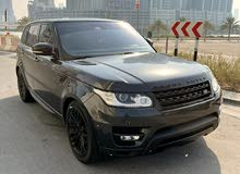 Range Rover Sport supercharged LOW KMs