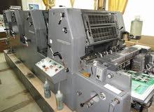 ابحث عن عمل مشغل ماكينة طباعة اوفست موجود داخل عمان