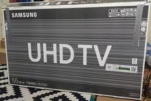 "Samsung smart tv 55"" 7-series 4k ultra hd with box"