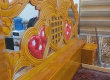 غرفة نوم عراقي صاج