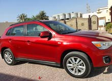 MITSUBISHI ASX 2014 GCC 4WD FAMILY USED CAR IN EXCELLENT CONDITION