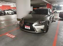 Lexus IS350 V6 f-sport GCC