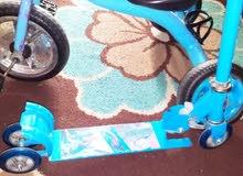 دراجه وسكوتير للاطفال