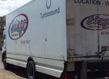 شاحنه ريكاردو نقل داخل وخارج طرابلس للايجار رقم الهاتف《0919973385》0924495740