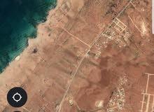 قطعة سكنية في توكره ع بحر طريق كليه عسكريه .