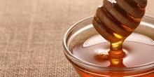 للبيع عسل سدر مضمون 100%