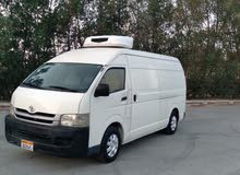 Toyota Hi-Ace Gargo Van Chiler Freazar  High roof  Good Condation