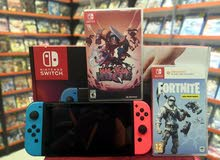 used Nintendo switch for sale