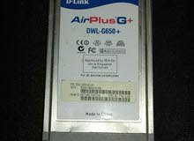 d-link airplus g+ dwl-g650+ wireless cardbus adapter driver