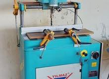 Aluminium and Carpentry Machineries for sale