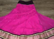 لبس هندي بناتي يلبس 10سنوات