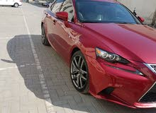 For sale Lexus ISF car in Sharjah