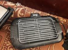 لَلَبِيِّع  جهاز تسخين السندويشات والخبز +شويه كهربائيه