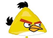 بلونات الطيور الغاضبة