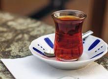 استكانات شاي كويتية 100 ريال بونقطة ياباني أصلي